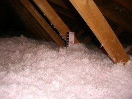 Owens Corning-Atticat-Blown Insulation-R60